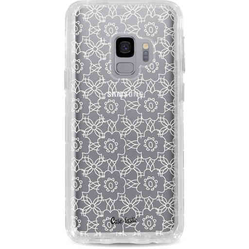 Casetastic Dual Snap Case Samsung Galaxy S9 - Flowerbomb