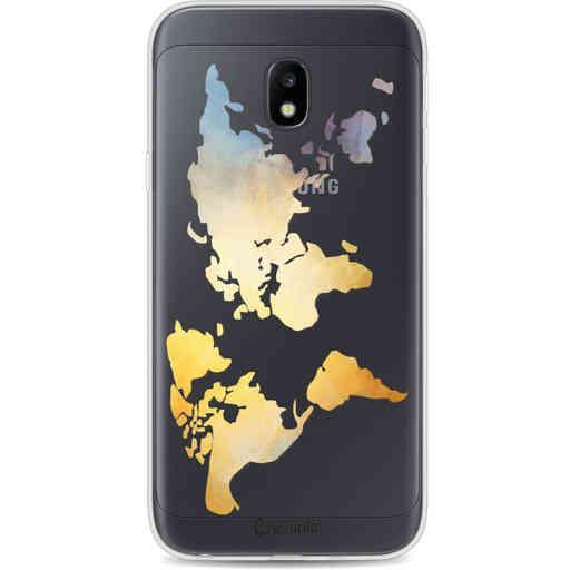 Casetastic Softcover Samsung Galaxy J3 (2017)  - Brilliant World