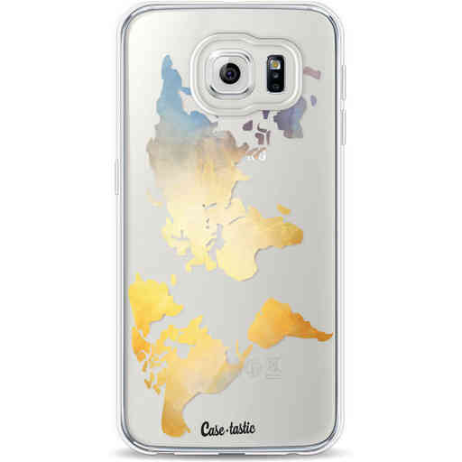 Casetastic Softcover Samsung Galaxy S6 - Brilliant World