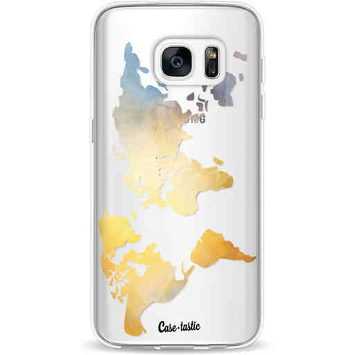 Casetastic Softcover Samsung Galaxy S7 - Brilliant World