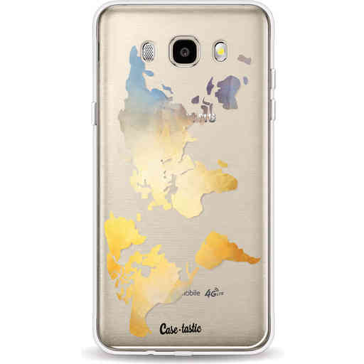 Casetastic Softcover Samsung Galaxy J5 (2016) - Brilliant World