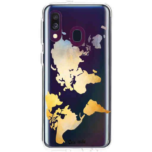 Casetastic Softcover Samsung Galaxy A40 (2019) - Brilliant World