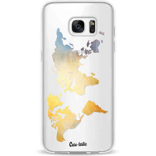 Casetastic Softcover Samsung Galaxy S7 Edge - Brilliant World