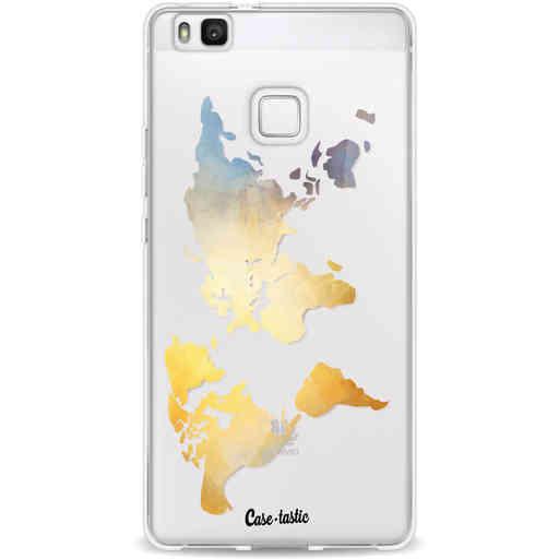 Casetastic Softcover Huawei P9 Lite - Brilliant World