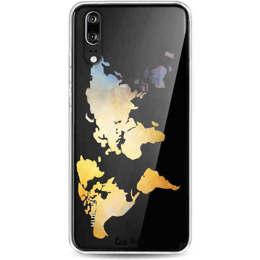 Casetastic Softcover Huawei P20 - Brilliant World
