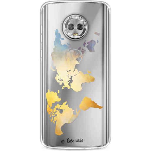 Casetastic Softcover Motorola Moto G6 - Brilliant World