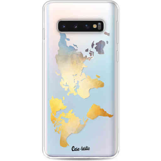 Casetastic Softcover Samsung Galaxy S10 - Brilliant World