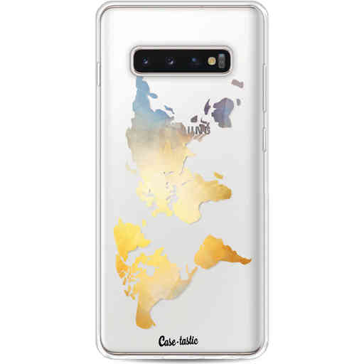 Casetastic Softcover Samsung Galaxy S10 Plus - Brilliant World