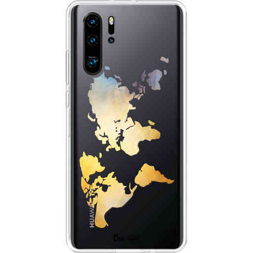 Casetastic Softcover Huawei P30 PRO - Brilliant World