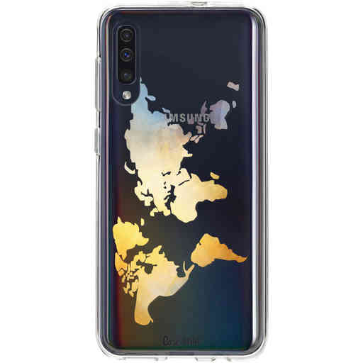 Casetastic Softcover Samsung Galaxy A50 (2019) - Brilliant World