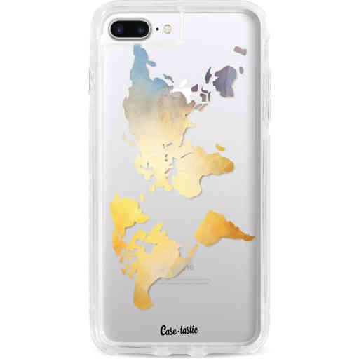 Casetastic Dual Snap Case Apple iPhone 7 Plus / 8 Plus - Brilliant World