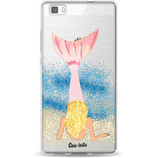 Casetastic Softcover Huawei P8 Lite - Mermaid Blonde