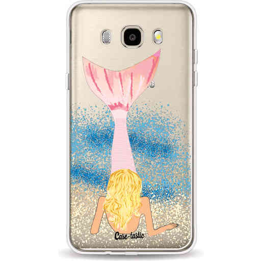 Casetastic Softcover Samsung Galaxy J5 (2016) - Mermaid Blonde