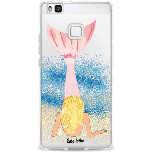 Casetastic Softcover Huawei P9 Lite - Mermaid Blonde