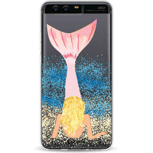 Casetastic Softcover Huawei P10 - Mermaid Blonde