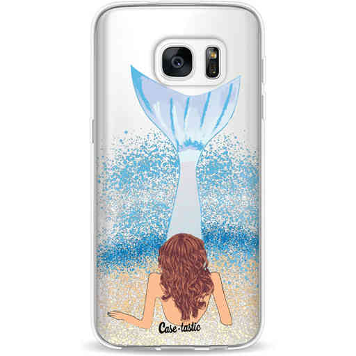 Casetastic Softcover Samsung Galaxy S7 - Mermaid Brunette