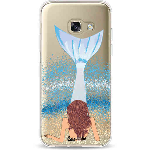 Casetastic Softcover Samsung Galaxy A3 (2017)  - Mermaid Brunette