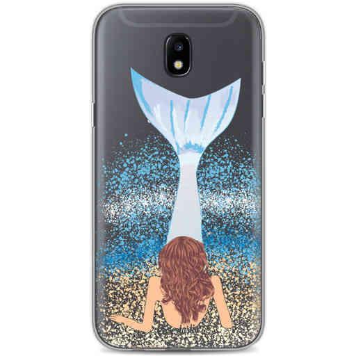 Casetastic Softcover Samsung Galaxy J5 (2017) - Mermaid Brunette