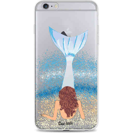 Casetastic Softcover Apple iPhone 6 Plus / 6s Plus - Mermaid Brunette