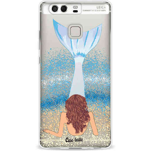 Casetastic Softcover Huawei P9 - Mermaid Brunette