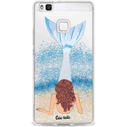 Casetastic Softcover Huawei P9 Lite - Mermaid Brunette