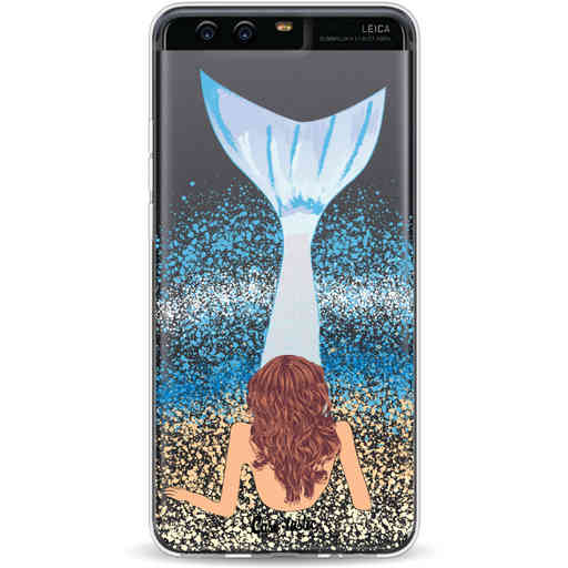 Casetastic Softcover Huawei P10 - Mermaid Brunette