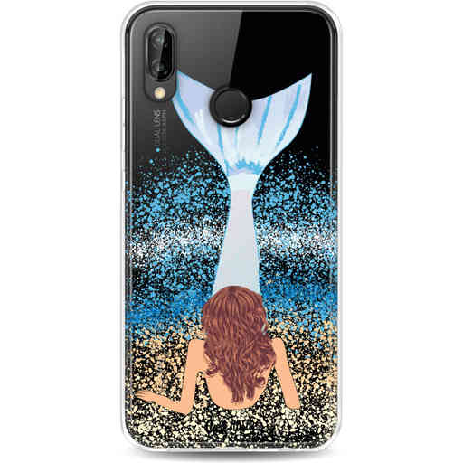 Casetastic Softcover Huawei P20 Lite (2018) - Mermaid Brunette