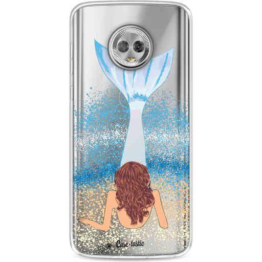 Casetastic Softcover Motorola Moto G6 - Mermaid Brunette