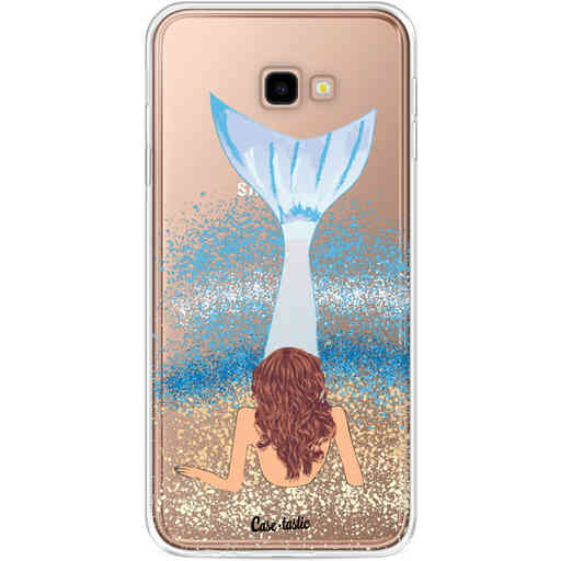 Casetastic Softcover Samsung Galaxy J4 Plus (2018) - Mermaid Brunette