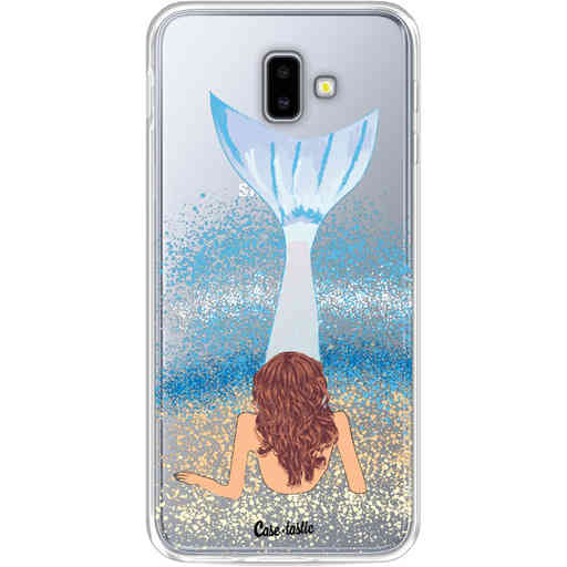 Casetastic Softcover Samsung Galaxy J6 Plus (2018) - Mermaid Brunette