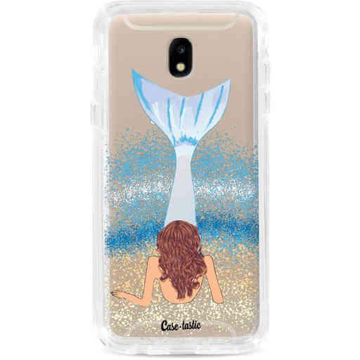 Casetastic Dual Snap Case Samsung Galaxy J5 (2017) - Mermaid Brunette