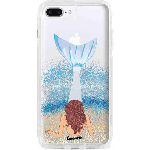 Casetastic Dual Snap Case Apple iPhone 7 Plus / 8 Plus - Mermaid Brunette