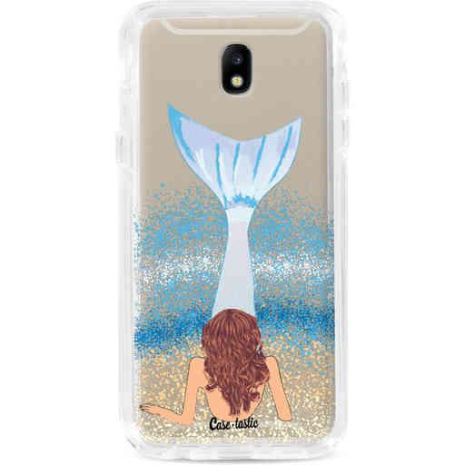 Casetastic Dual Snap Case Samsung Galaxy J7 (2017) - Mermaid Brunette