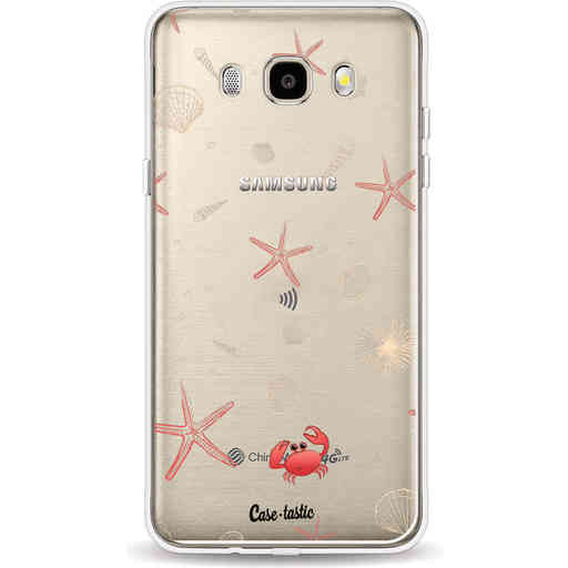 Casetastic Softcover Samsung Galaxy J5 (2016) - Sea World