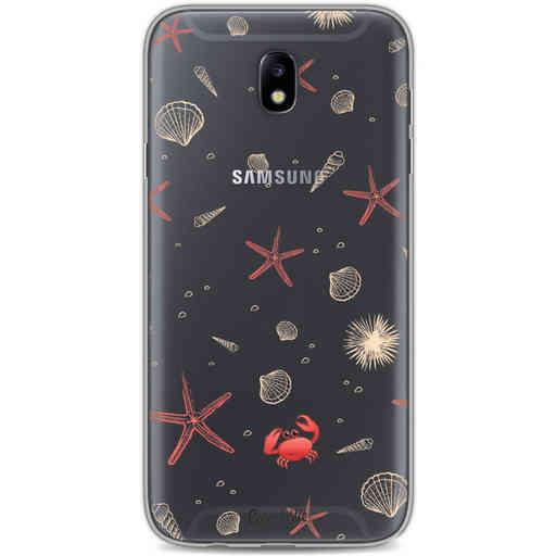 Casetastic Softcover Samsung Galaxy J7 (2017) - Sea World