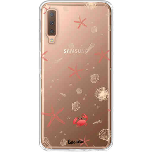 Casetastic Softcover Samsung Galaxy A7 (2018) - Sea World