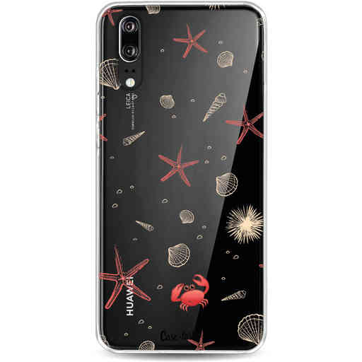 Casetastic Softcover Huawei P20 - Sea World