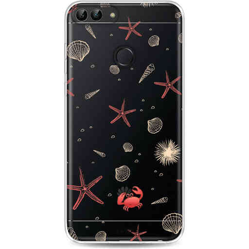 Casetastic Softcover Huawei P Smart - Sea World