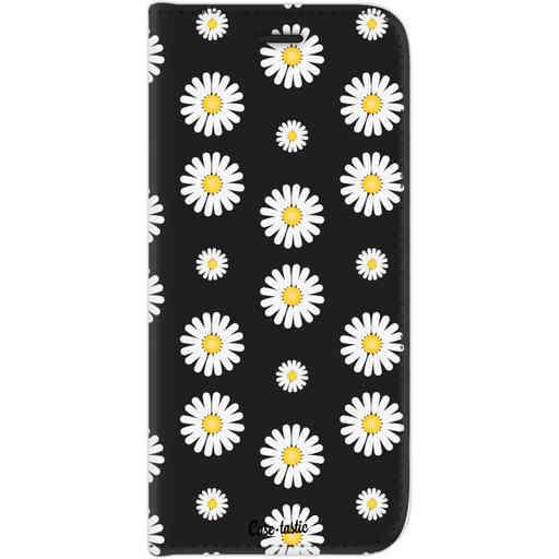 Casetastic Wallet Case Black Motorola Moto G6 - Daisies
