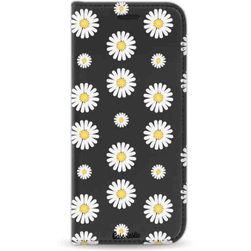 Casetastic Wallet Case Black Samsung Galaxy S8 - Daisies