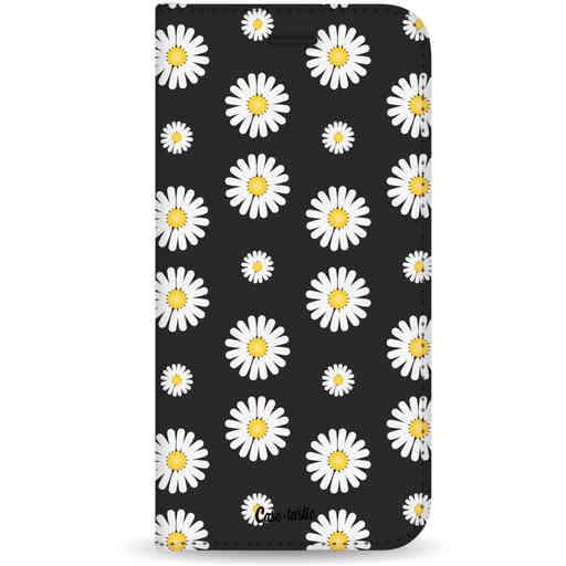 Casetastic Wallet Case Black Samsung Galaxy S10 - Daisies