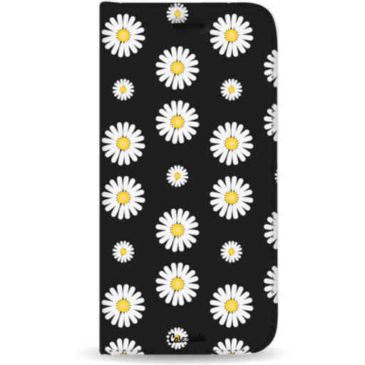 Casetastic Wallet Case Black Samsung Galaxy Note 8 - Daisies