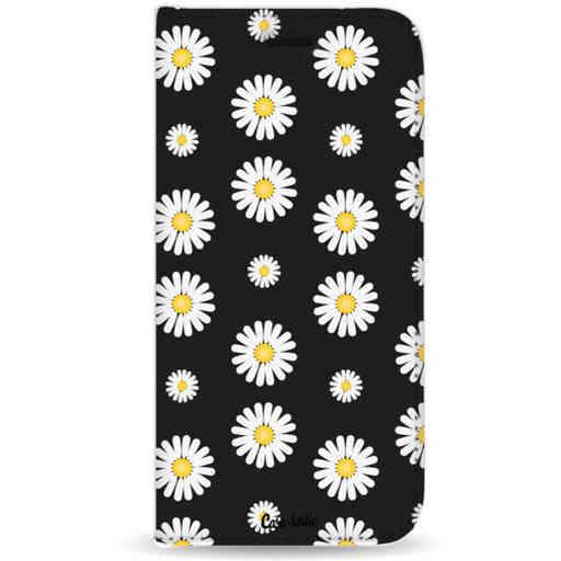 Casetastic Wallet Case Black Samsung Galaxy A9 (2018) - Daisies