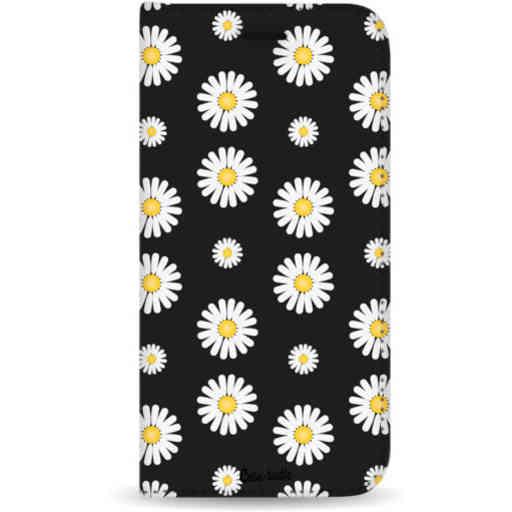 Casetastic Wallet Case Black Samsung Galaxy A50 (2019) - Daisies