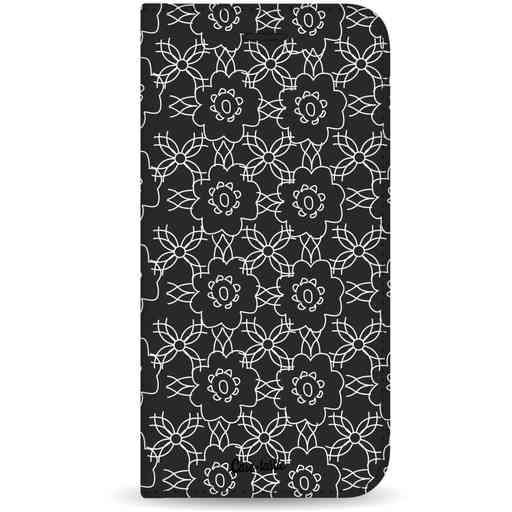 Casetastic Wallet Case Black Samsung Galaxy S10 - Flowerbomb
