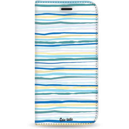 Casetastic Wallet Case White Samsung Galaxy Note 8 - Stripe Vibe
