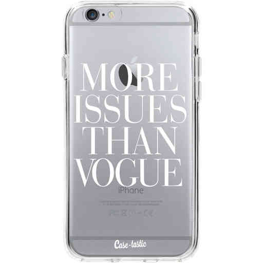 Casetastic Softcover Apple iPhone 6 / 6s - More issues than Vogue