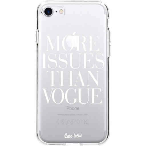 Casetastic Softcover Apple iPhone 7 / 8 - More issues than Vogue