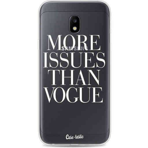 Casetastic Softcover Samsung Galaxy J3 (2017)  - More issues than Vogue