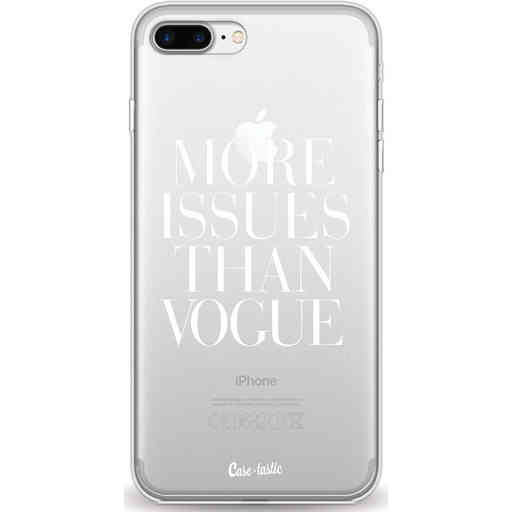 Casetastic Softcover Apple iPhone 7 Plus / 8 Plus - More issues than Vogue